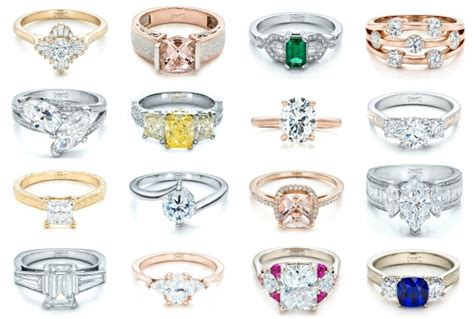 gorgeous engagement ring trends