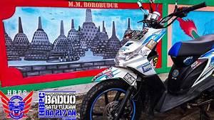 109 Modif Stang Honda Beat Fi