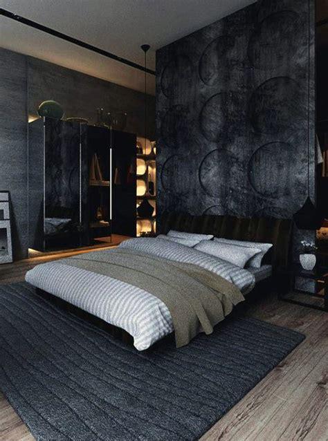 80 Bachelor Pad Men's Bedroom Ideas  Manly Interior Design