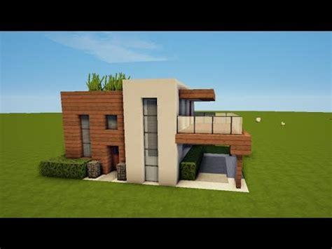 Modernes Minecraft Haus Bauen Tutorial [haus 57] Youtube