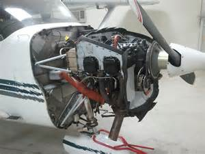 Cessna 172 Engine
