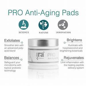 Lira Clinical Pro Anti Ageing Pads