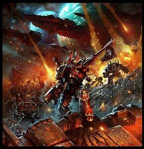 Blood for the Blood God ! Khorne Chaos Marines | Librarium ...