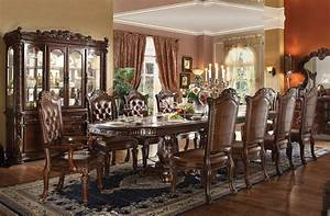 Top 24 Traditional Formal Dining Room Furniture Array ...