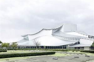 Cultural Center Design Standards Tsuruoka Cultural Hall Architect Magazine Sanaa