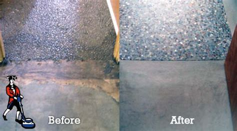 Clean Terrazzo Floor Stains by Terrazzo Cleaning Gallery