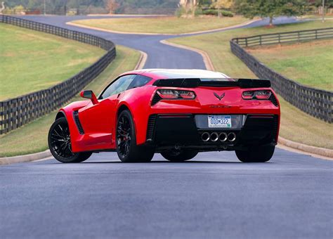 Corvette Z06 Nurburgring Time by 2015 Chevrolet Corvette Z06 Sets Nurburgring Time 7