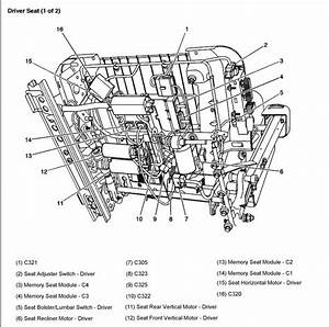 2003 Tahoe Seat Motor - Which Of The 3 Do I Need   - Chevrolet Forum