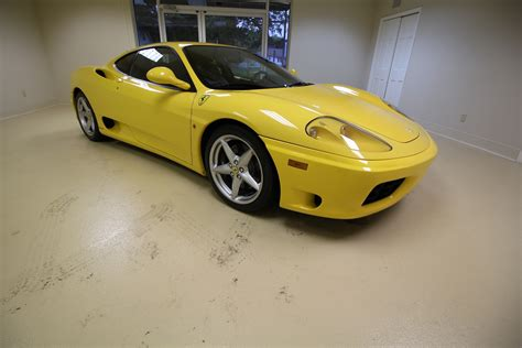 The 360 was designed with a spider variant in mind; 2001 Ferrari 360 Modena Modena F1 Stock # 16266 for sale near Albany, NY | NY Ferrari Dealer For ...