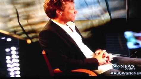 Jon Bon Jovi Abc News Youtube