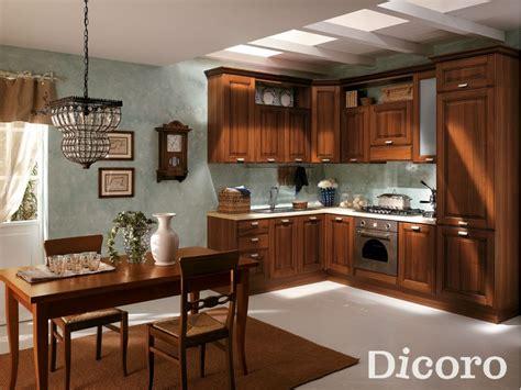 cocinas de madera patrizia