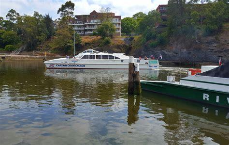 Parramatta Boat Cruise by Parramatta Rivercat Sydney