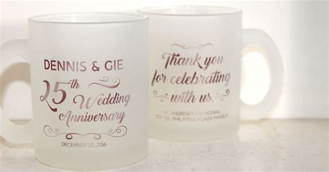 wedding giveaways  souvenirs philippines