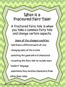 Fractured Fairy Tale Unit Common Core Aligned Rl 2 2 2