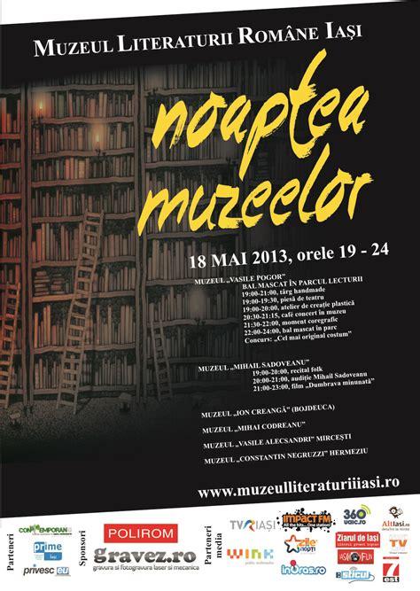 Noaptea Muzeelor 2017: Ce muzee poti vizita gratuit