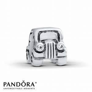 Charmes Automobile : jared pandora car charm sterling silver ~ Gottalentnigeria.com Avis de Voitures