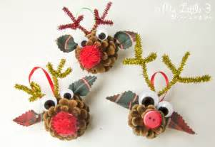 Christmas Elves Ornaments