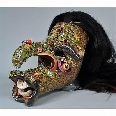 Mask Jalisco Mexico Face Latin America