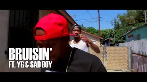 "Slim 400 ""bruisin"" Feat Yg & Sad Boy Loko (wshh Exclusive"