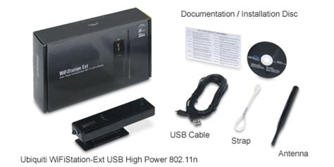 Microcom Wifistation-ext Usb High Power Adapter