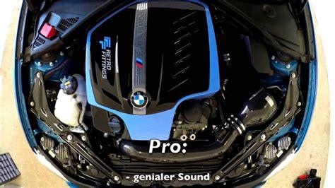 review eventuri intake bmw f87 m2 n55 cars world youtube