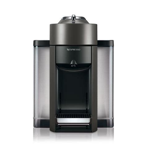 Nespresso vertuo coffee and espresso machine by de'longhi, black. Nespresso Vertuo Coffee & Espresso Maker by De'Longhi   Bloomingdale's