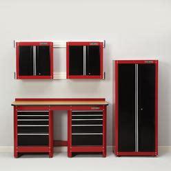 Craftsman Garage Storage Cabinets by Sears Craftsman Paint