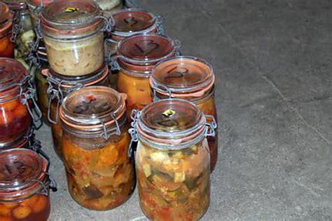 recettes plats cuisin駸 sterilisation plats cuisines bocaux 28 images faire des conserves et mettre ses l