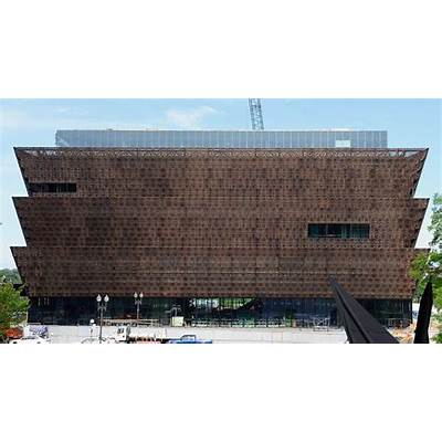 Next open National Museum of African American History and