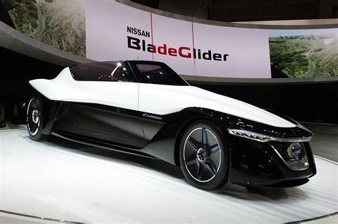 Nissan Bladeglider Concept Tokyo 2018 Photo Gallery