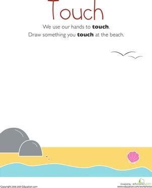 english blog senses activities
