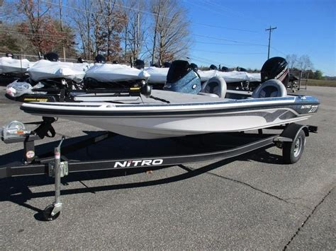 Bass Boat Z17 2017 new nitro z17 bass boat for sale 24 395