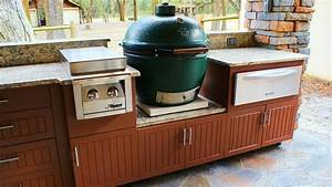 High Resolution Outdoor Kitchen Cabinets Polymer 6