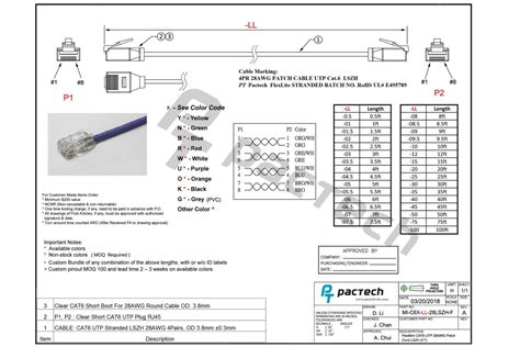 cat 6 wiring diagram rj45 free wiring diagram