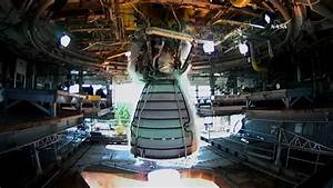 Rocket engine fires up in latest test for behemoth booster ...