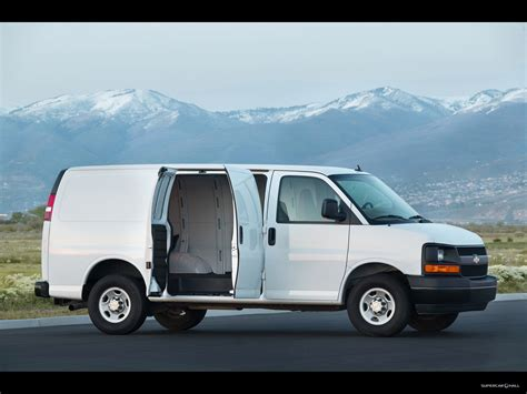 Pictures Of Car And Videos 2014 Chevrolet Express Cargo