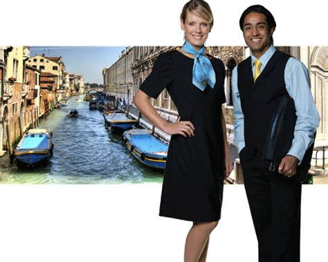 New Thomas Cook uniform from Incorporatewear