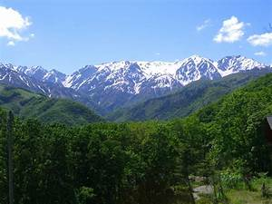 Mountains In Japanese