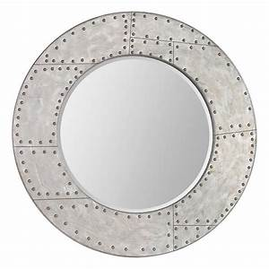 Industrial Style Mirror - Products, bookmarks, design