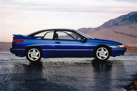 subaru svx 1992 97 subaru svx consumer guide auto