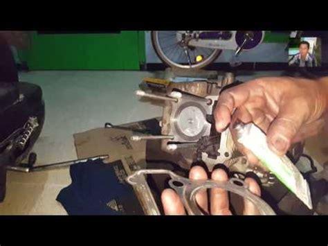 Cara Memasang Ring Piston Jupiter Z by Proses Korter Booring Silinder Yamaha Jupiter Doovi