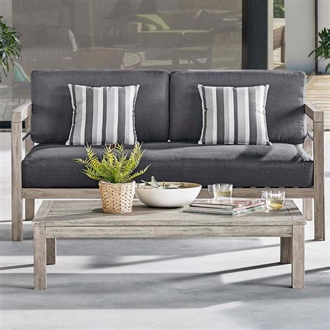 Couponannie can help you save big thanks to the 13 active deals regarding woods coffee. MODWAY Wiscasset Acacia Wood Outdoor Coffee Table in Light Gray-EEI-3685-LGR - The Home Depot