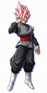 Goku Black - Characters & Art - Dragon Ball FighterZ