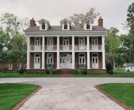 Colonial Home Southern Colonial Style Home Colonial Style Homes Southern Colonial Architecture