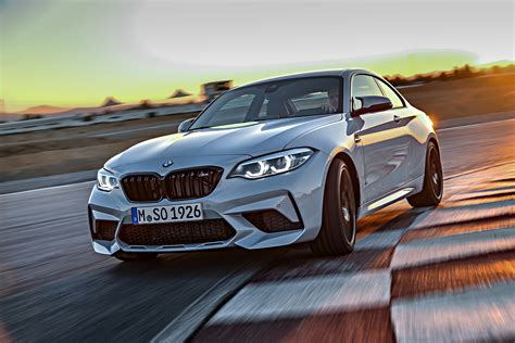 Bmw M2 Competition 2019 by 2019 Bmw M2 Competition Officially Arrives With 405 Hp