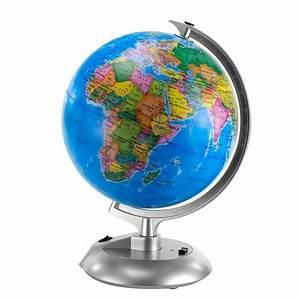 Lampe Globe Terrestre : globe terrestre lampe constellations de table 26cm achat vente globe terrestre cdiscount ~ Teatrodelosmanantiales.com Idées de Décoration