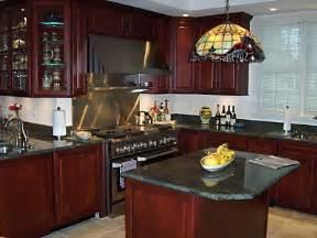 kitchen ideas cherry cabinets cherry kitchen cabinets kitchen design gallery kitchen design ideas