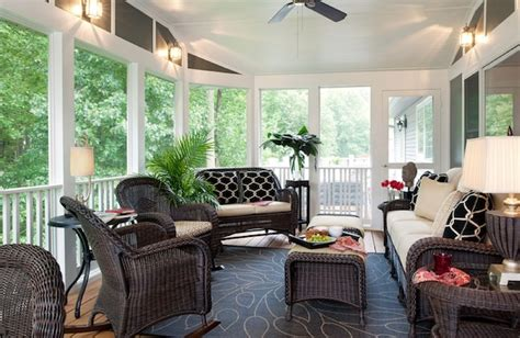 furniture for sunroom on image choosing sunroom furniture to match your design style