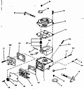 Onan Engine Carburetor Parts