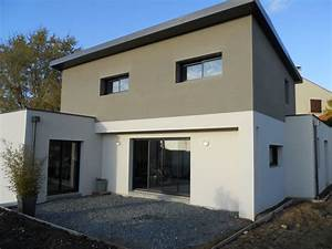 couleur de facade moderne obasinccom With couleur de fa ade moderne
